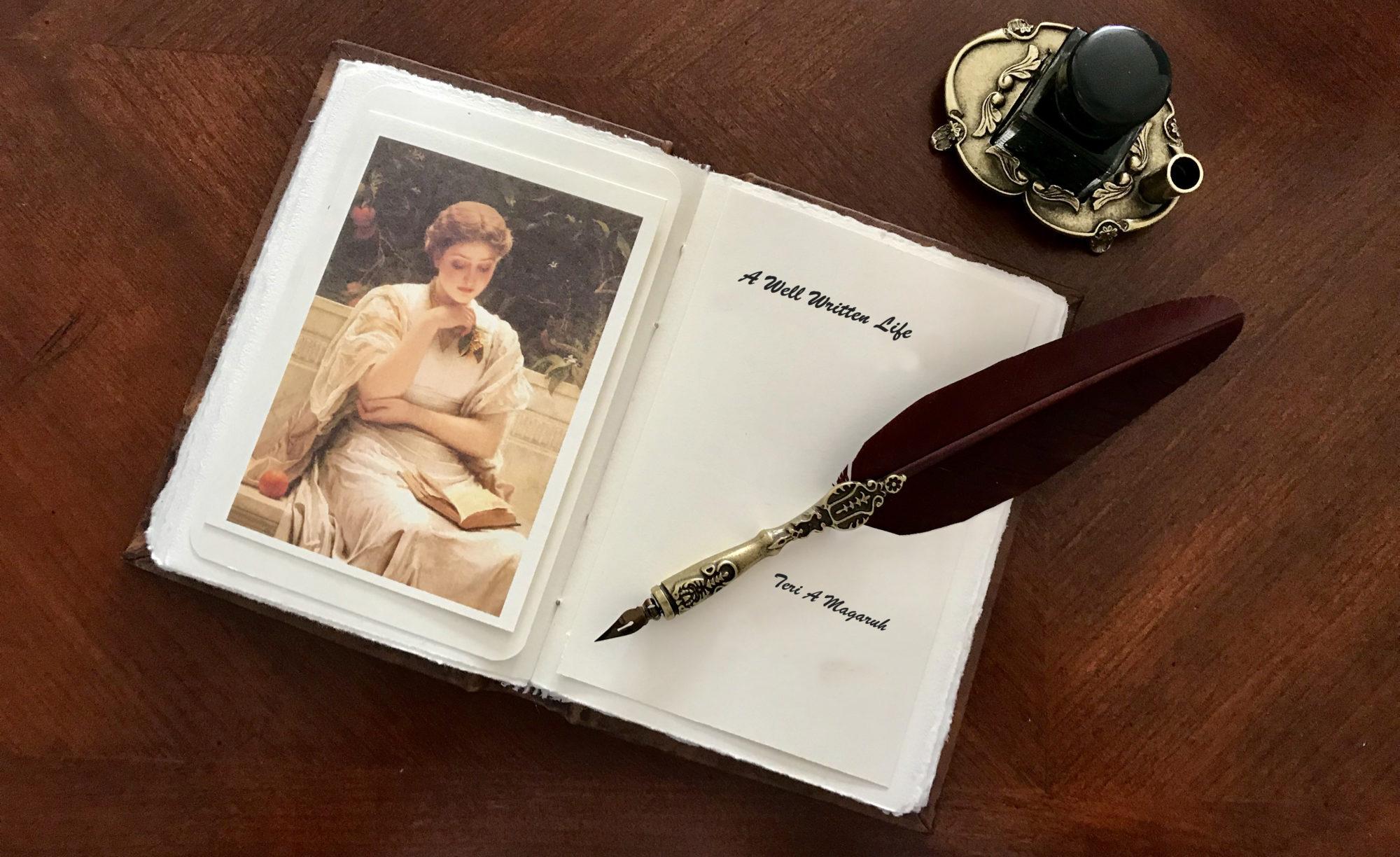 A Well Written Life